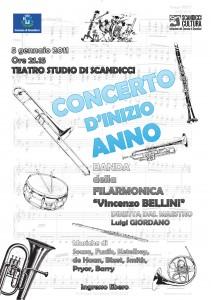 Concerto Inizio Anno 2011