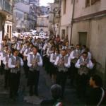 Aquara 1997 - Sfilata