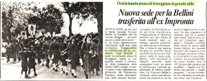 Articolo pubblicato su &quot;Paese Sera&quot; il 26/2/1985