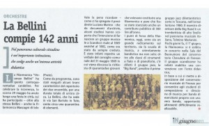 Banda 142 anni