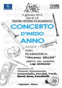 Concerto Inizio Anno 2012