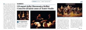 Concerto Inizio Anno 5.1.2012