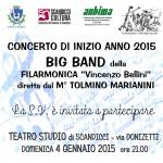 Concerto di Inzio Anno 2015 Invito v2