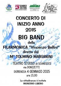 Concerto di Inzio Anno 2015 v2